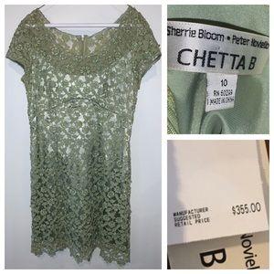 Gorgeous Lace Dress by Chetta B!